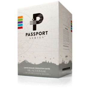 Passport Series 2019